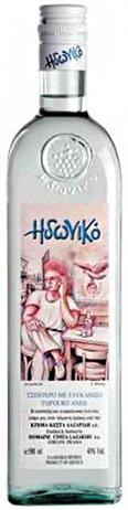 Idoniko Tsipouro Grappa Greek 84@